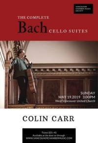 Colin Carr: The Complete Bach Suites
