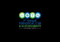 3rd Annual Strategic CSR & Sustainability Summit 2019