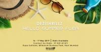 Dezithrillz Hello Summer Flea at Mumbai - BookMyStall