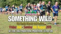 Something Wild Trail Run Festival: 1/2 Marathon, Marathon and Ultra: 4 Aug 19