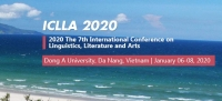 2020 The 7th International Conference on Linguistics, Literature and Arts (ICLLA 2020)