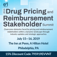 2019 Drug Pricing and Reimbursement Stakeholder Summit