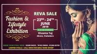 Fashion & Lifestyle Exhibition-cum-Sale, Reva Sale June 2019
