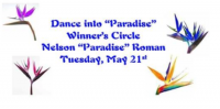 """Dance into """"Paradise"""" with DJ Nelson at Winner's Circle"""