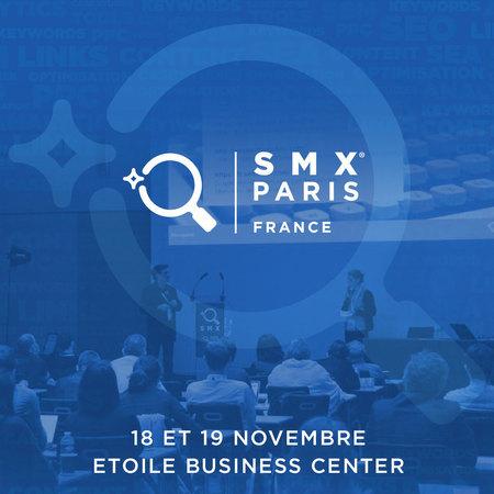 SMX Paris 2019 - Conference