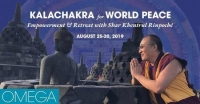 Retreat: Kalachakra Initiation for World Peace w/ Khentrul Rinpoche