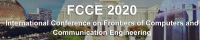 2020 International Conference on Frontiers of Computers and Communication Engineering (FCCE 2020)