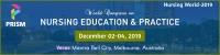 World Congress on Nursing Education & Practice (Nursing World-2019)
