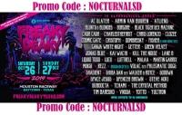"Freaky Deaky Texas Promo Code 2019 ""NOCTURNALSD"""