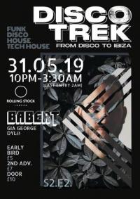 DiscoTrek S2.E1. presents Fabich