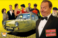 Only Fools and 3 Courses - Lumley Castle on 20th July