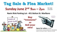 Tag Sale and Flea Market
