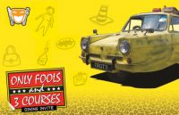 Only Fools and 3 Courses - Highfield Park on 5th July
