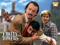 Fawlty Towers - Park Inn by Radisson Palace Southend-on-Sea on 5th July