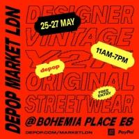 Depop Market London: A Celebration of the UK Resale Community