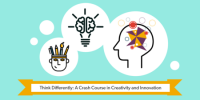 Think Differently: A Crash Course in Creativity and Innovation, San Diego