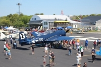 Chatham Airport Open House- Planes, Trains