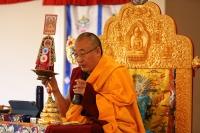 Emptiness and Buddha-nature in Kalachakra w/ Khentrul Rinpoche