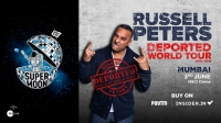 Supermoon ft. Russell Peters Deported World Tour, Mumbai