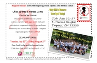 Chica Sports & Fitness Camp (CS&F)