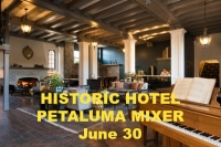 Historic Hotel Petaluma Singles Party