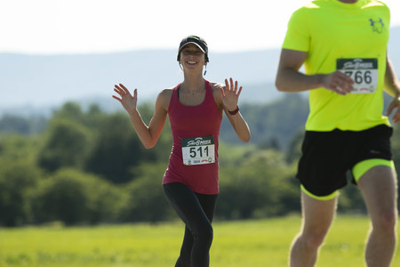 Stowe 8-miler and 5k - Stowe, VT July 2019, Stowe, Vermont, United States