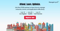 ITOM Seminar San Francisco 2019