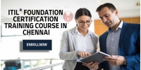 ITIL® FOUNDATION CERTIFICATION TRAINING COURSE IN BANGALORE