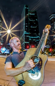 Mike Massé in Concert in Dallas: Epic Acoustic Classic Rock