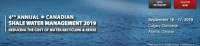 Canadian Shale Water Management 2019