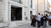 Walking with Wornum: A Guided Tour of RIBA Headquarters