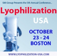 Lyophilization USA Conference, October 23-24, Boston, USA