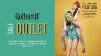 Collectif Pop-Up Outlet Shop!