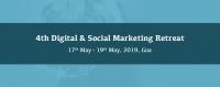 4th Digital & Social Marketing Retreat, 17-19 May 2019, Goa | AIMA