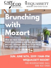 Brunching with Mozart