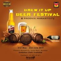 Brew It Up Beer Festival at Phoenix Marketcity, Mumbai - Bookmystall