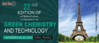 22nd Edition of International Conference on Green Chemistry and Technology