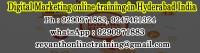 Digital Marketing Online Training | Digital Marketing Certification Course
