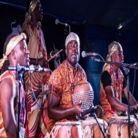 One Drum Rhythms // Live Ghanaian Drums Jazz Fusion