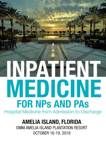 Inpatient Medicine for NPPA: Hospital Med from Admission to Discharge 2019, Fernandina Beach, Florida, United States