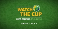 Watch the Cup: Copa America Brasil 2019 at The Wynwood Marketplace