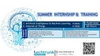 Summer Training cum Internship Program