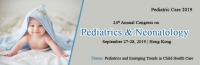 24th annual congress on Pediatrics and Neonatology
