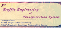 2019 3rd International Conference on Traffic Engineering and Transportation System (ICTETS 2019)