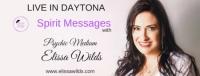 Spirit Messages with Psychic Medium Elissa Wilds
