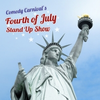 Fourth of July Comedy in Leicester Square