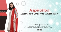 Aspiration - Luxurious Lifestyle Exhibition at Surat - BookMyStall