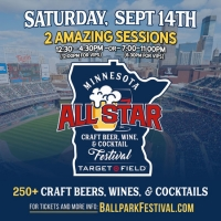 The Minnesota All-Star Craft Beer, Wine, and Cocktail Festival