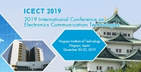 2019 The International Conference on Electronics Communication Technologies (ICECT 2019)