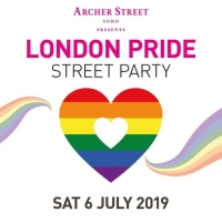 London Pride Street Party
